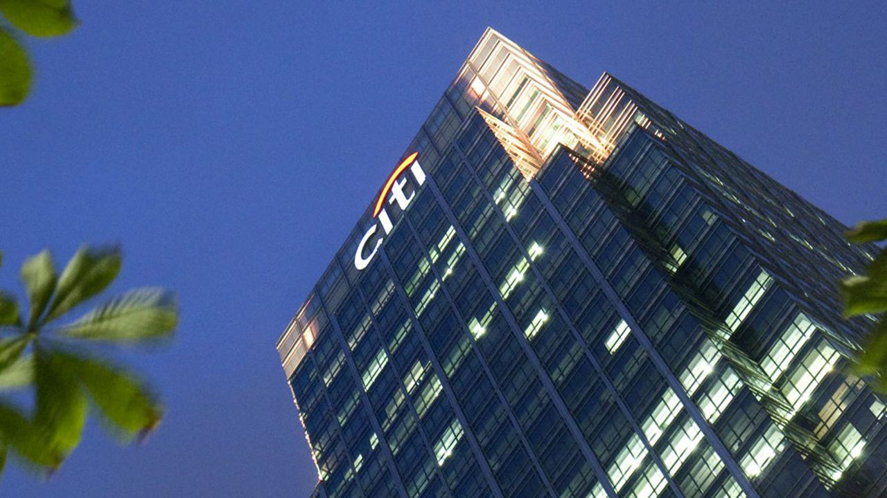 L'américain Citi mène la tête du classement des fusions-acquisitions en France en 2019.