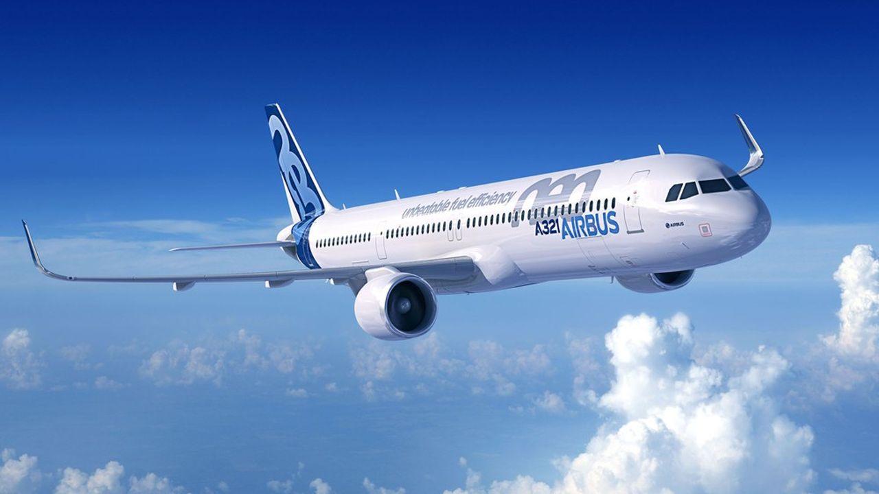 Airbus a dû concéder un léger dérapage des dates de livraisons, en particulier pour l'A321, la version allongée de l'A320, dont le succès est tel qu'il a fait trébucher industriellement l'avionneur européen.