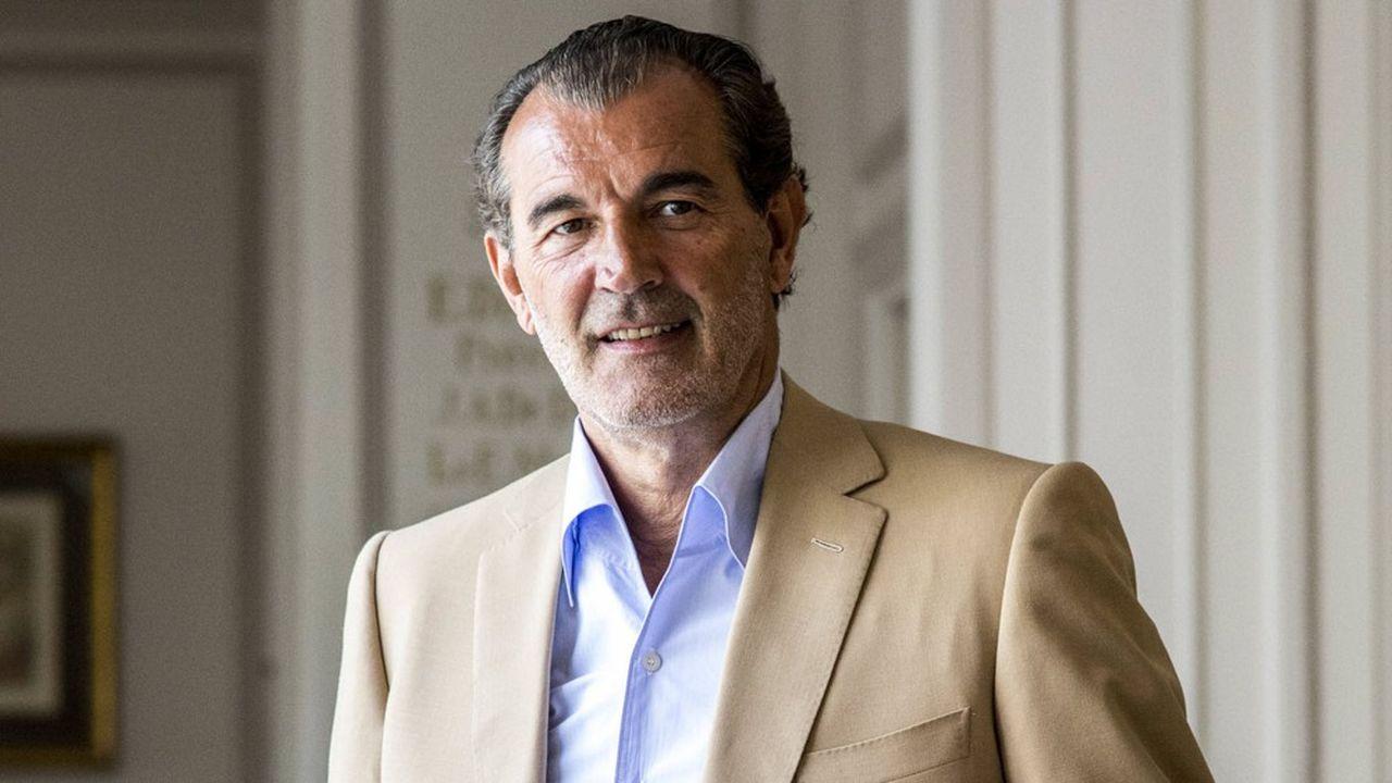 Laurent Vimont président de Century 21:«Les taux bas ont démultiplié le pouvoir d'achat»