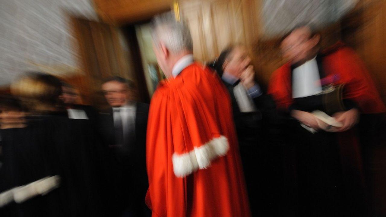 La fusion des tribunaux d'instance et de grande instance, mesure phare du projet de réforme de la justice, est entrée en vigueur le1erjanvier.