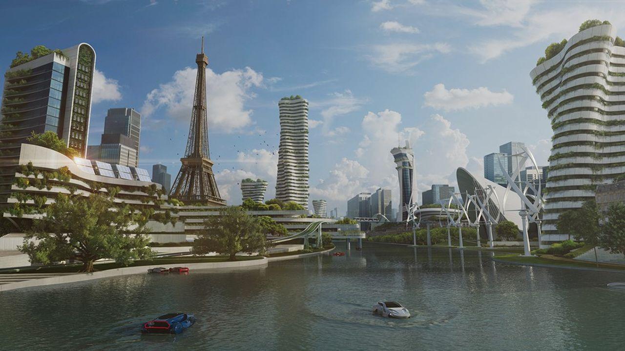 La série «2080: Nos futurs» projettera le spectateur dans l'avenir.