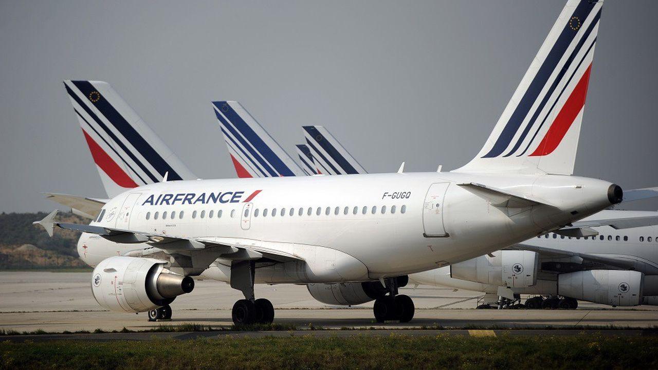 Deux appels à la grève ont été lancés à Air France pour le début de semaine prochaine.