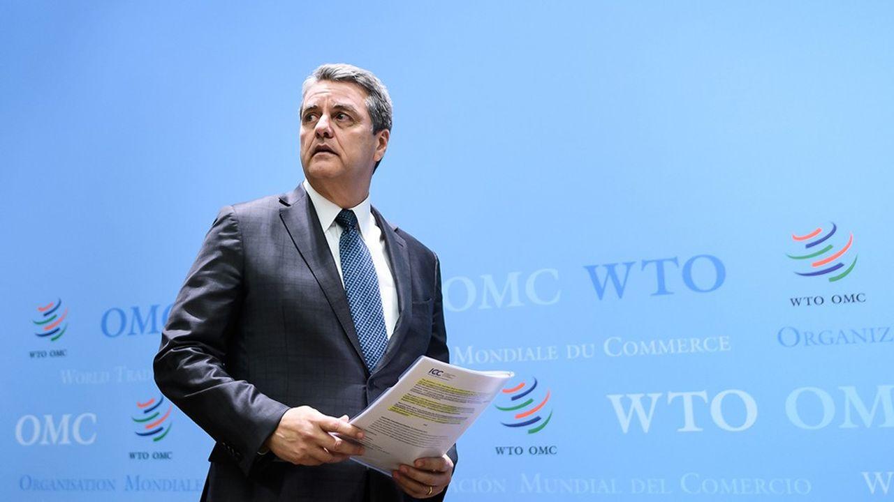 A Genève, au siège de l'OMC, son directeur général Roberto Azévedo a bon espoir de raviver la flamme du multilatéralisme commercial dans les prochains mois.
