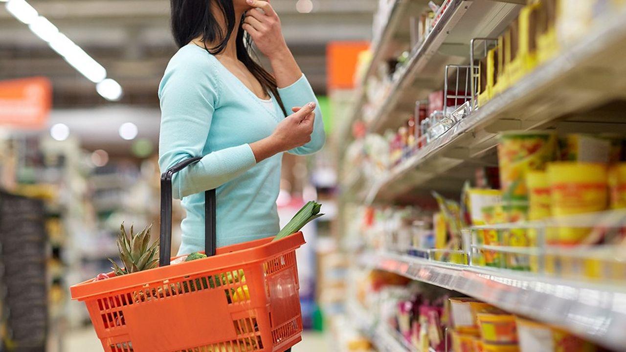 Si la reprise de l'inflation tient à l'énergie, les produits alimentaires et le tabac ont aussi contribué à ce rebond