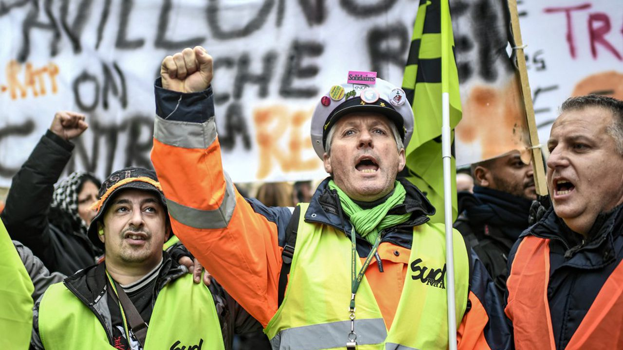 Les syndicats opposés à la réforme des retraites appellent à manifester deux jours après la journée de mobilisation du 9janvier.