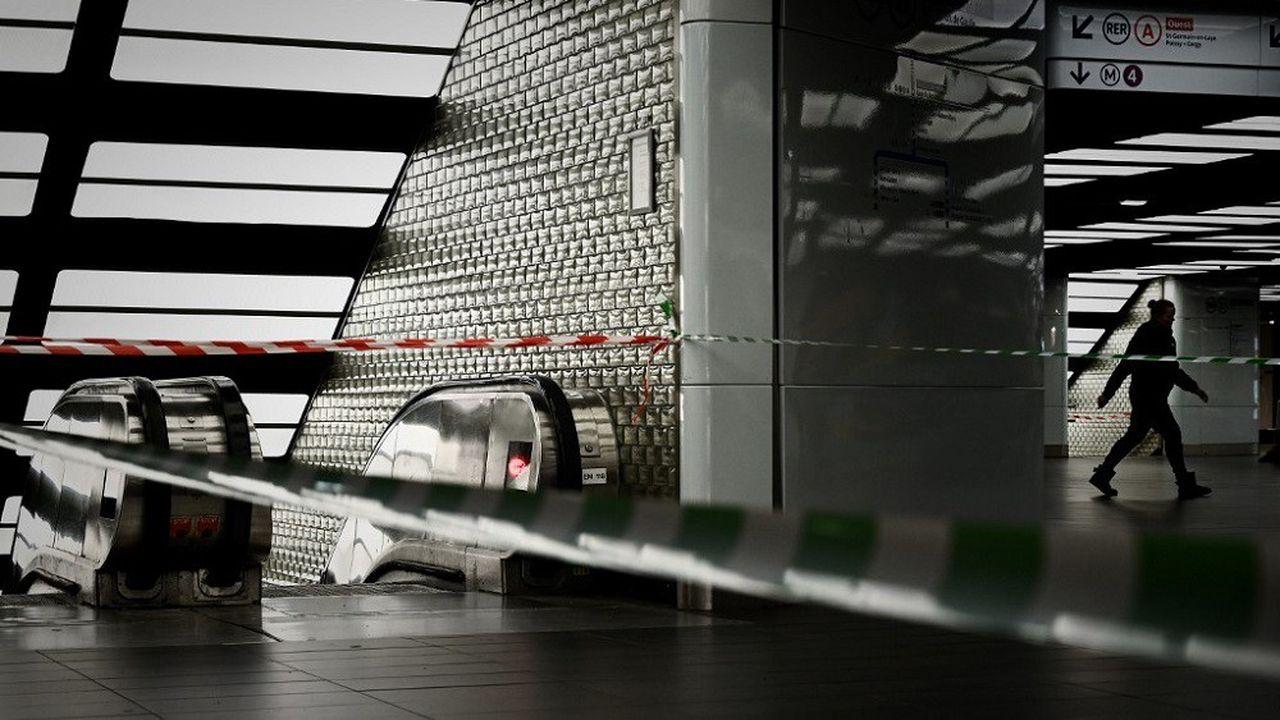Aucune ligne de métro ne sera intégralement fermée ce lundi à Paris.