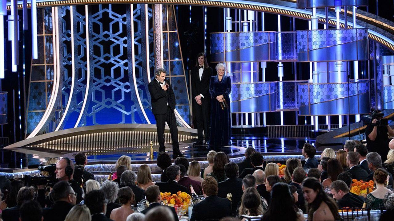 Joaquin Phoenix a remporté le Golden Globe du meilleur acteur dans un film dramatique pour sa performance dans «Joker».