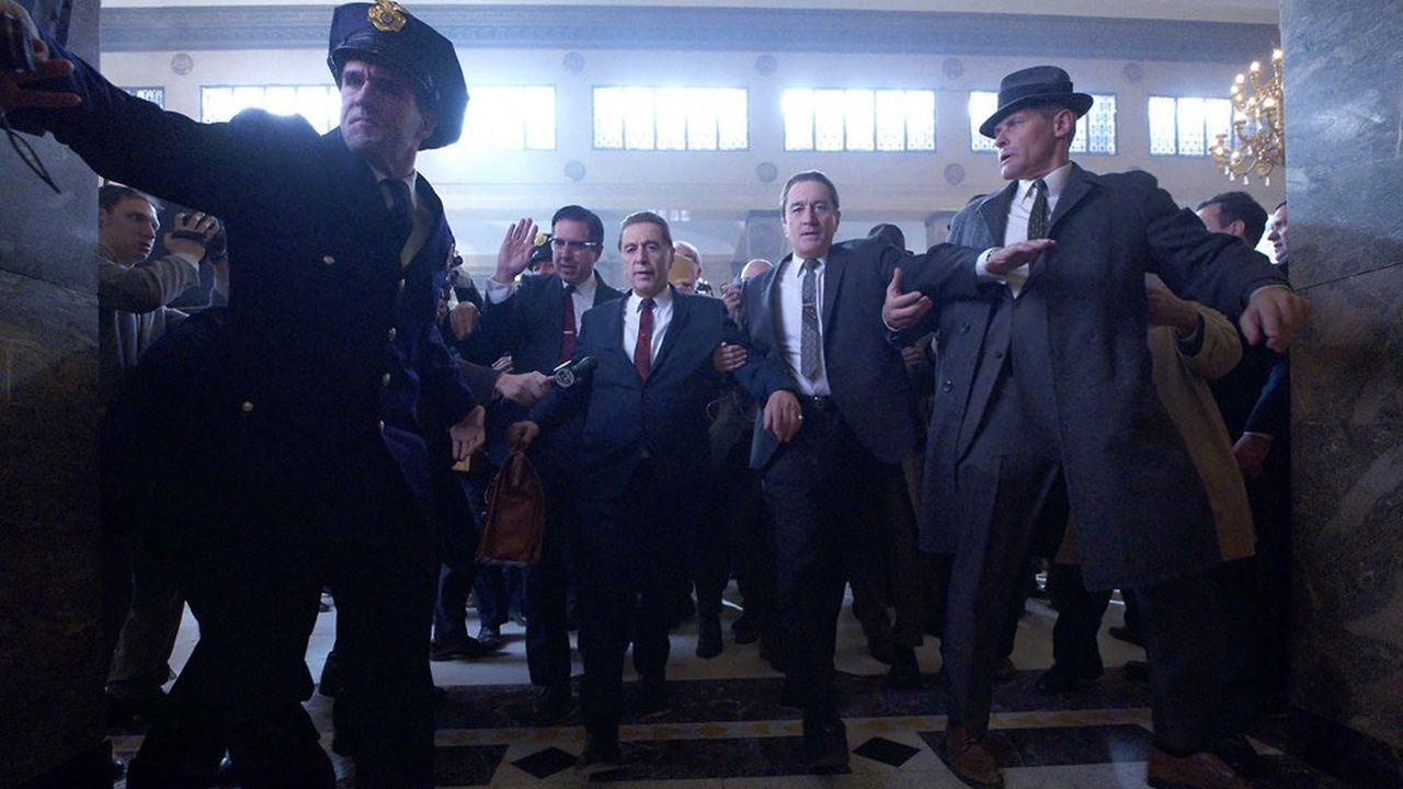 «The Irishman» aurait été visionné par près de la moitié des abonnés français de Netflix.