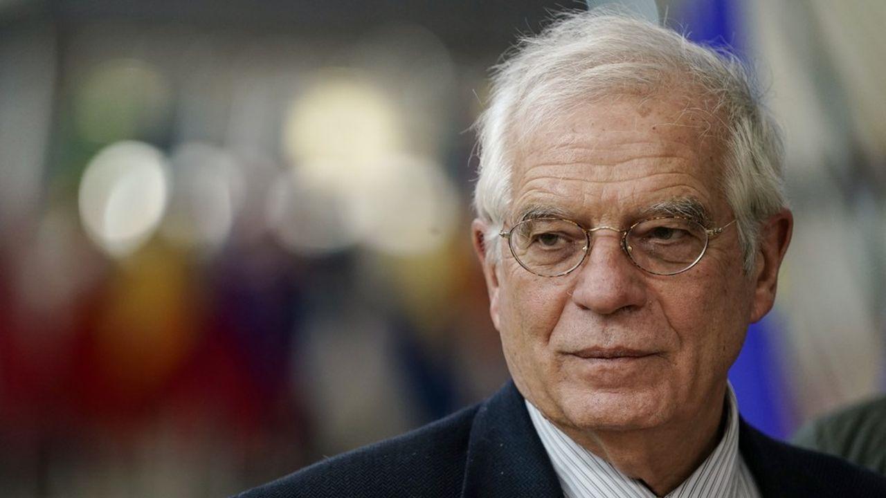 Josep Borrell, l'Espagnol qui dirige désormais la diplomatie européenne, a fait part de son regret devant la décision de Téhéran de ne plus se plier à l'accord sur le nucléaire.