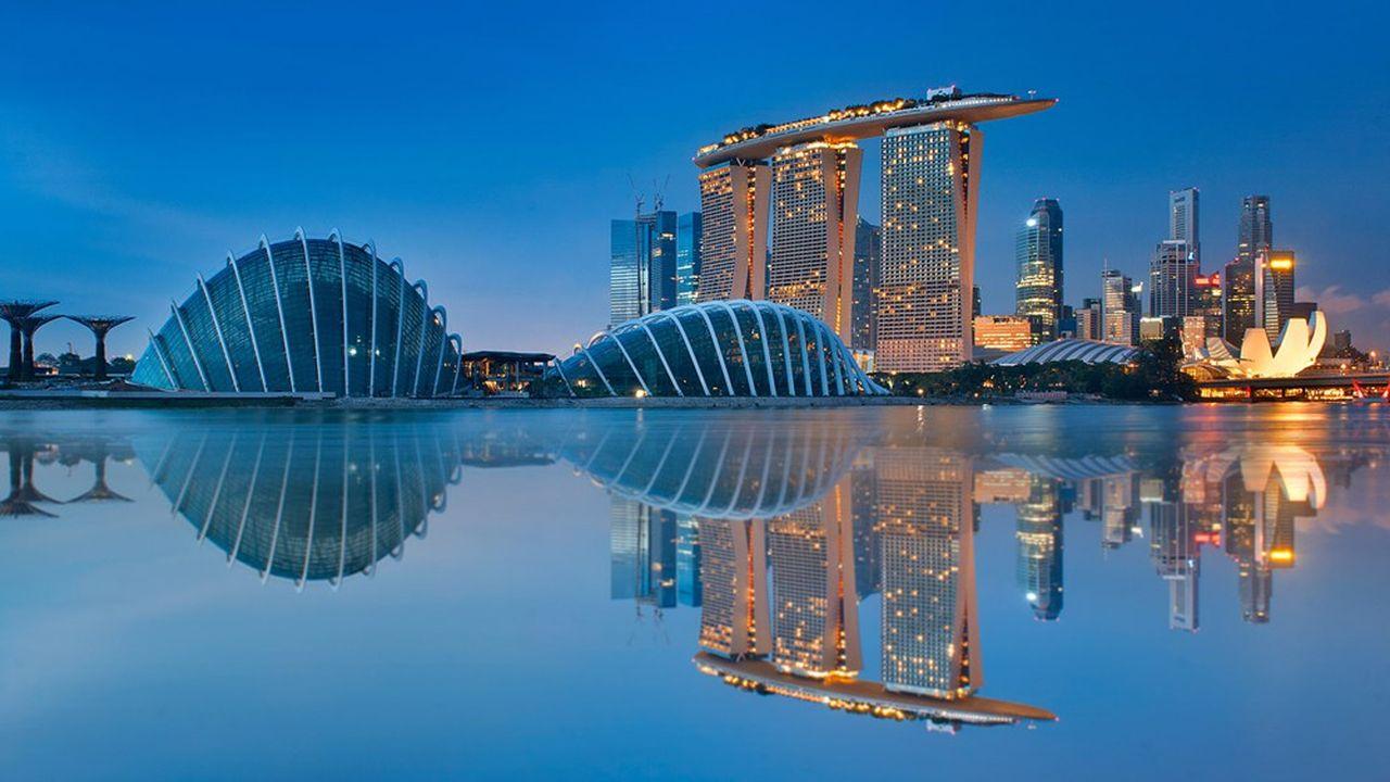 Singapour est désormais devancée par Londres pour le trading offshore de renminbi.
