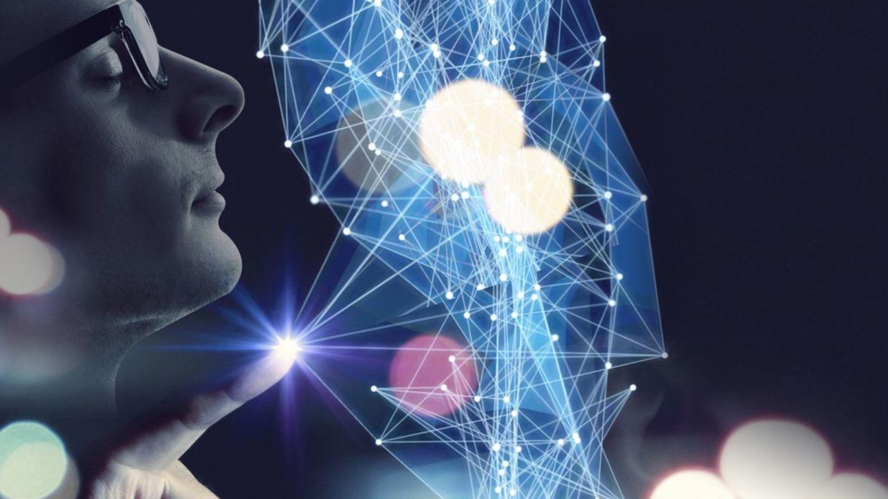 Le dispositif mis au point par la start-up associe un diffuseur contenant jusqu'à dix-neuf cartouches qui pourront être alternativement activées via un écran tactile.