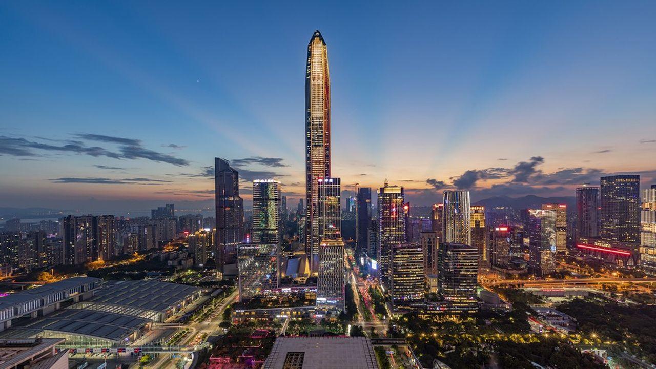 Guerre commerciale ou non, les gestionnaires d'actifs se pressent pour se faire une place en Chine.