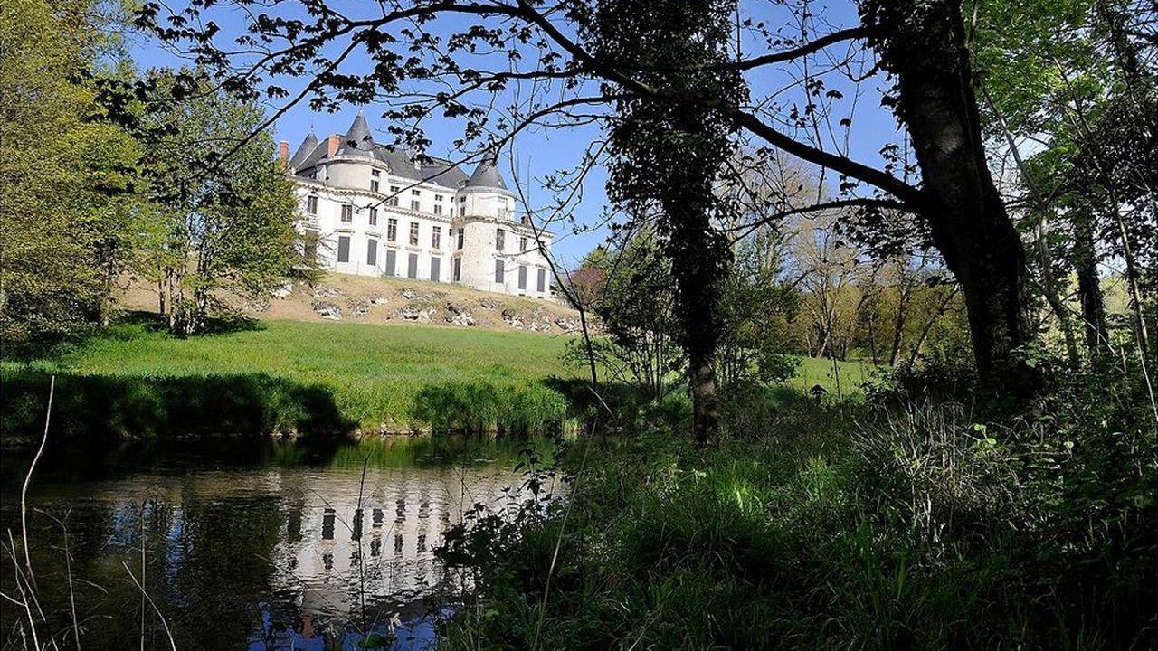 Des travaux vont permettre de réaménager la rivière Juine, qui parcourt le domaine de Méréville.