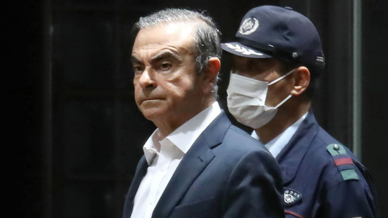 Carlos Ghosn veut