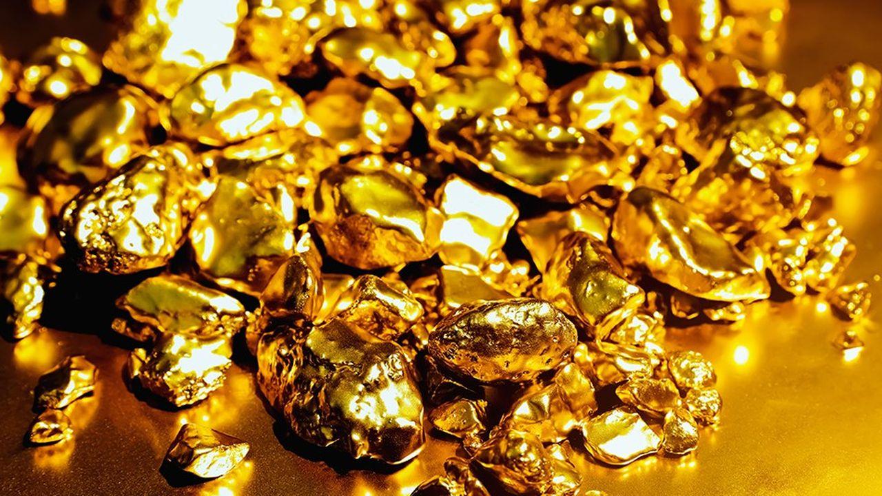 Dans les années de crise financière 2009-2011, les cours du métal jaune ont bondi de135%.