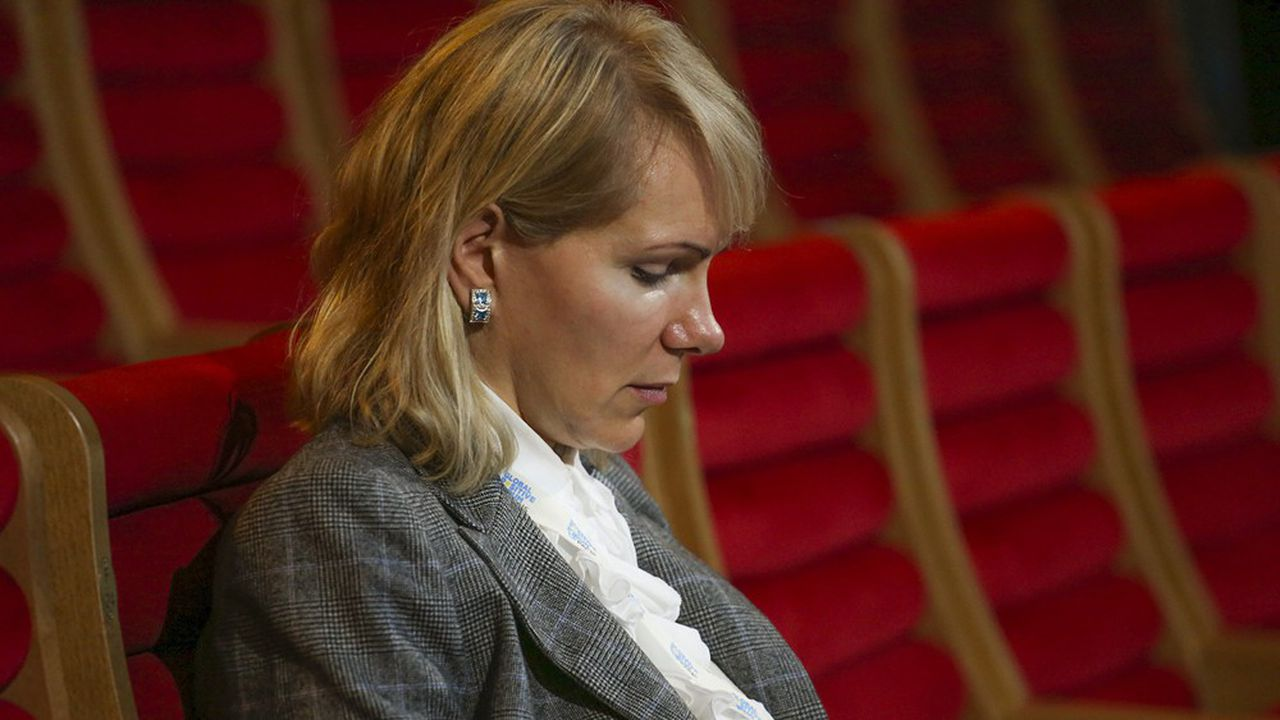 Margarita Louis-Dreyfus.