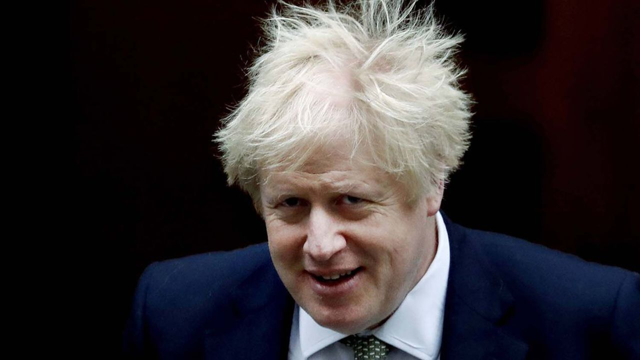 Boris Johnson va insister sur des négociations éclair face à Bruxelles — Brexit