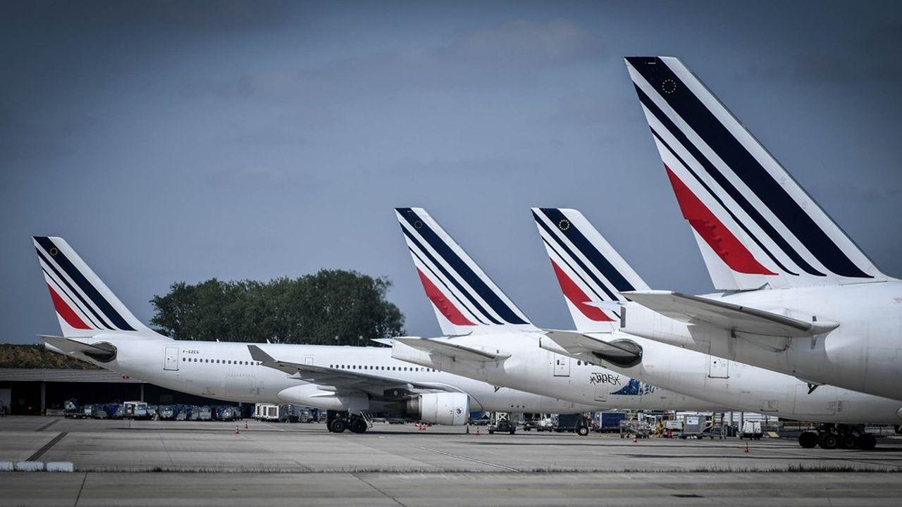 Air France a choisi de jouer la carte de la précaution étant donné les tensions au Moyen-Orient.