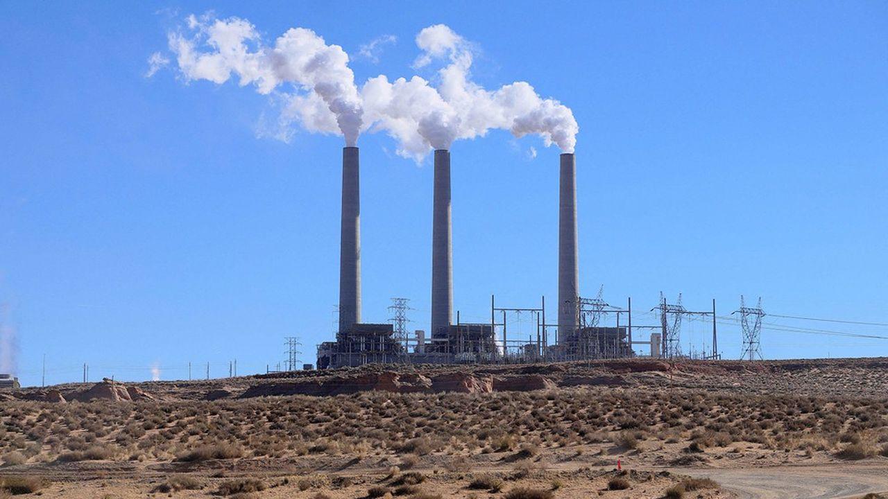 La production d'électricité au charbon a chuté de 18% en 2019 aux Etats-Unis.