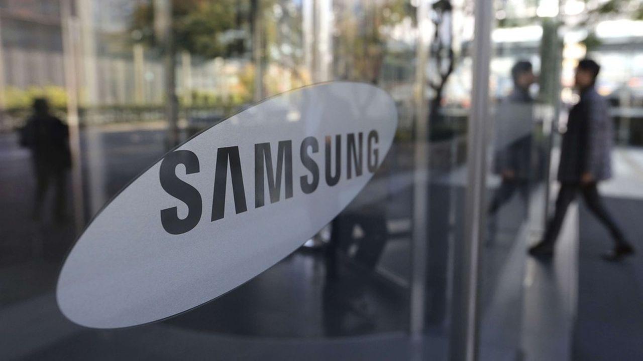 Connu pour ses smartphones, Samsung est aussi et surtout le premier fabricant mondial de puces.