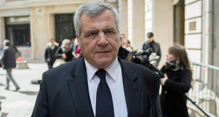 Thierry Herzog, l'avocat historique de Nicolas Sarkozy.