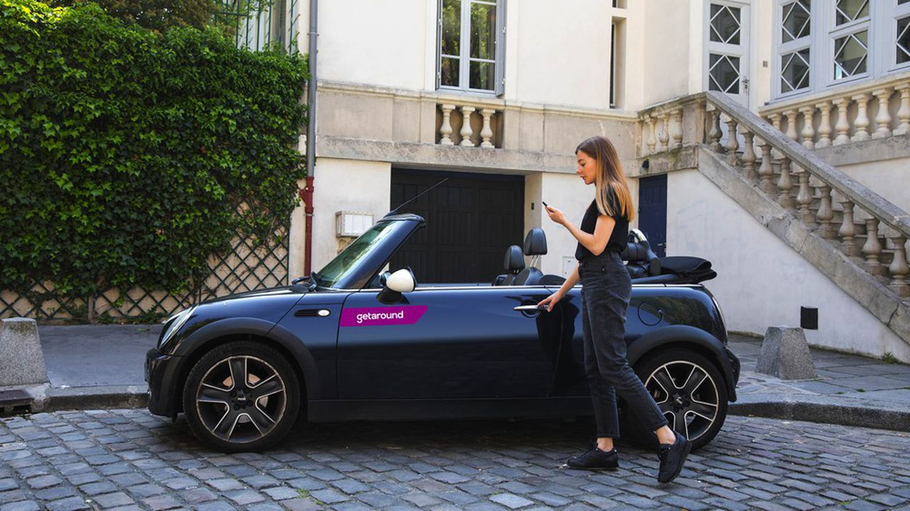 Getaround est le leader mondial de location de voiture entre particuliers.