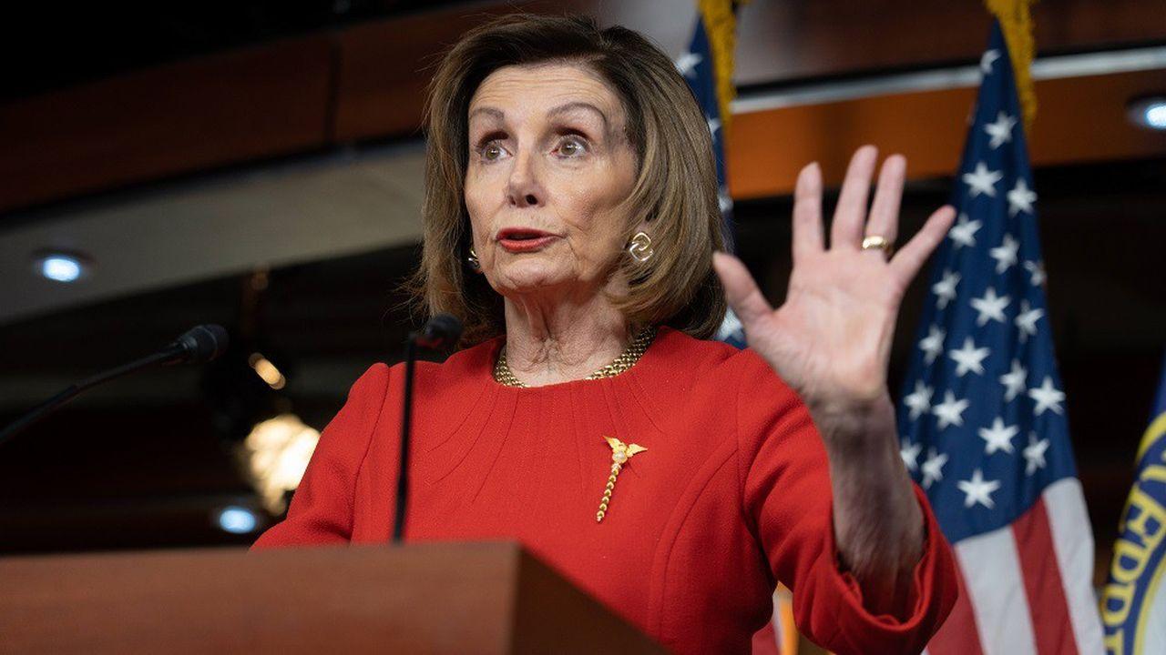 Nancy Pelosi, présidente de la Chambre des représentants, a souligné que les «inquiétudes n'ont pas été levées» sur l'Iran.