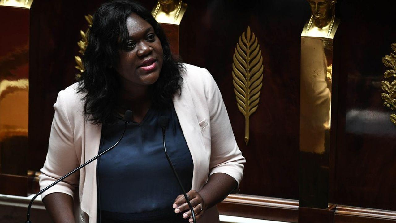 La députée LREM Laetitia Avia.