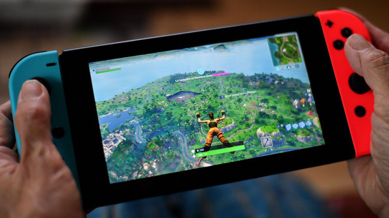 Nintendo Switch : plus de 3,3 millions d'unités en France
