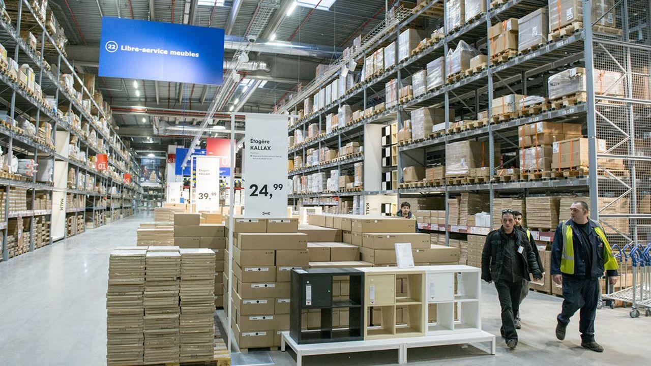 Ikea diversifie ses formats commerciaux pour nourrir sa croissance
