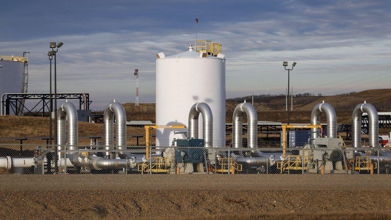 Le pipeline de Keystone, dont l'extension avait été bloquée sous l'administration Obama, a bénéficié d'un permis sous Donald Trump.