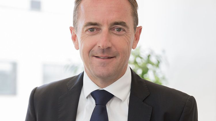 Christophe Catoir, patron France et Europe du Nord de The Adecco Group.