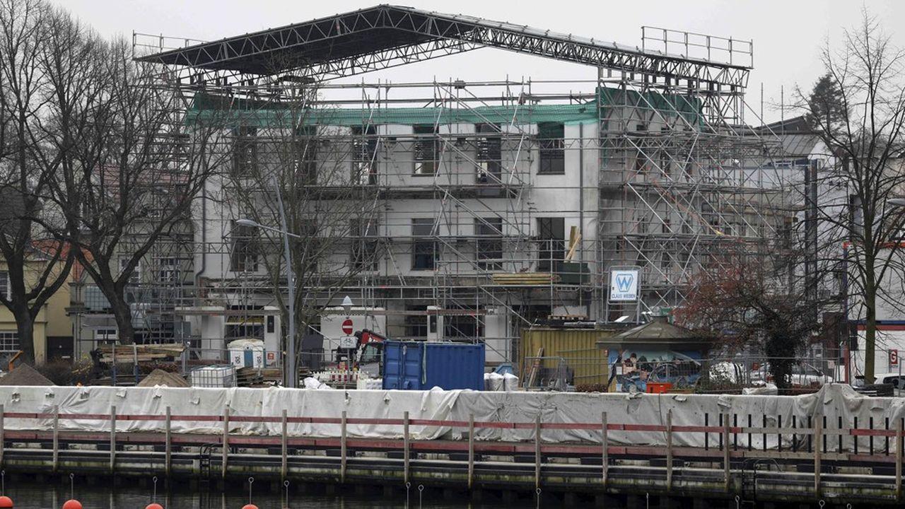 Les caisses d'épargne logement allemandes gèrent près de 30millions de contrats pour un encours de 904,5milliards d'euros.
