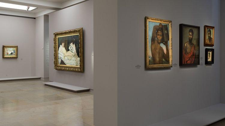 «Le modèle noir de Géricault à Matisse», une exposition qui a fait le plein au musée d'Orsay.