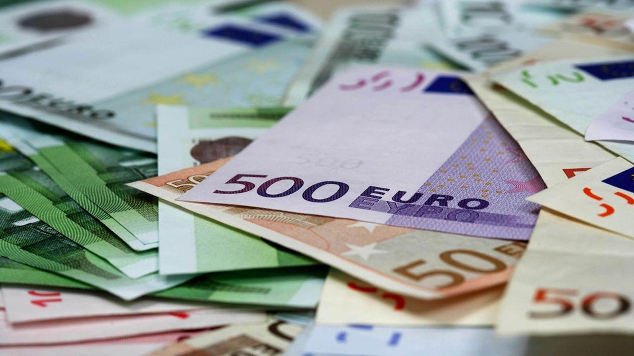 La zone euro est devenue une des principales pourvoyeuses de liquidités mondiales du fait du très bas niveau des taux d'intérêt