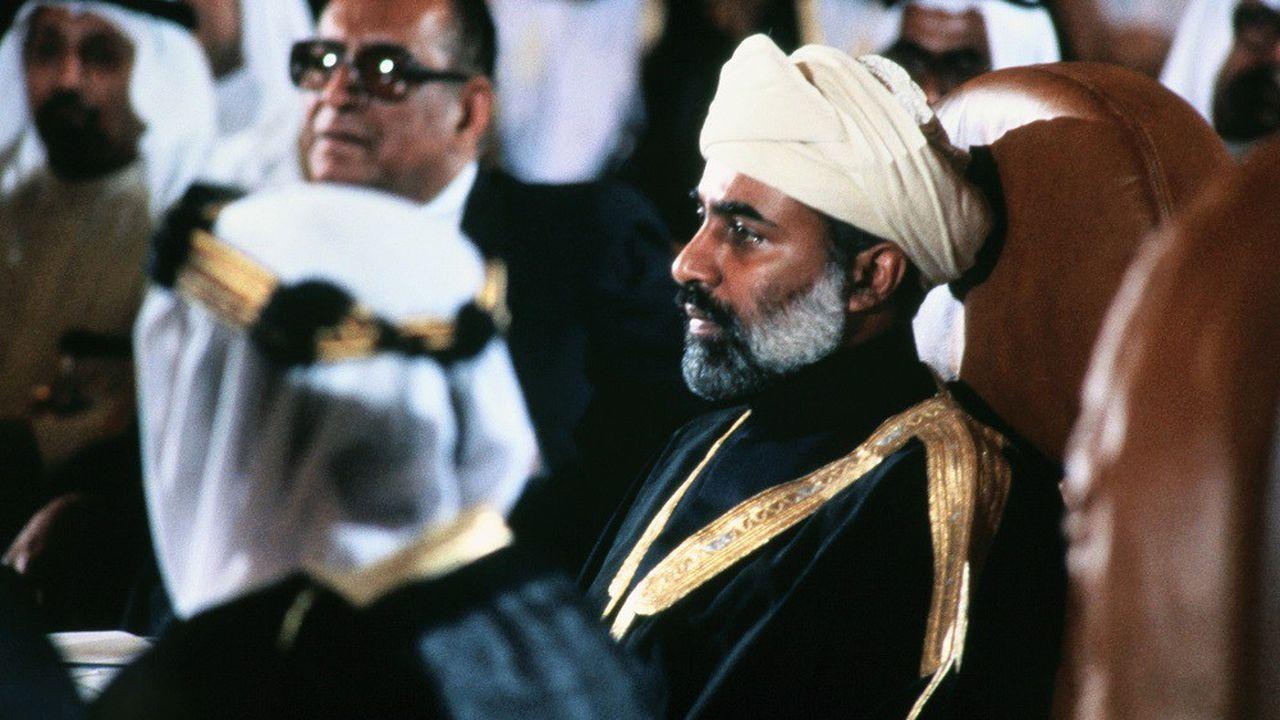 Le sultan d'Oman Qabous ben Said est mort à l'âge de 79 ans.