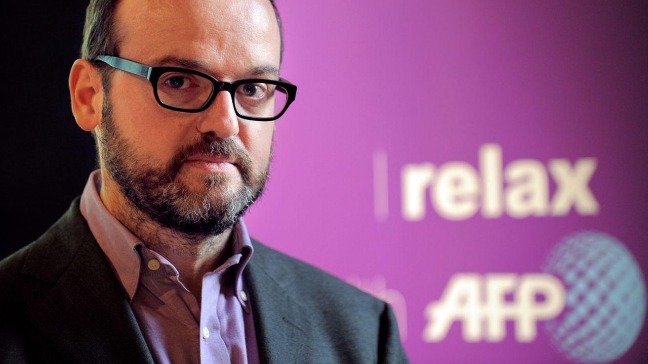 Patron et cofondateur de Relaxnews -qui devient ETX Studio-, Jérôme Doncieux reprend son indépendance et mise sur un nouveau modèle économique.