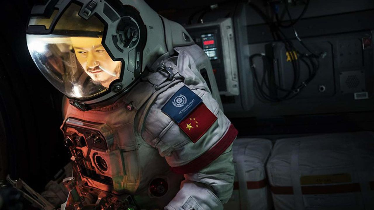«The Wandering Earth», le deuxième meilleur score du box-office en Chine, selon Box Office Mojo.
