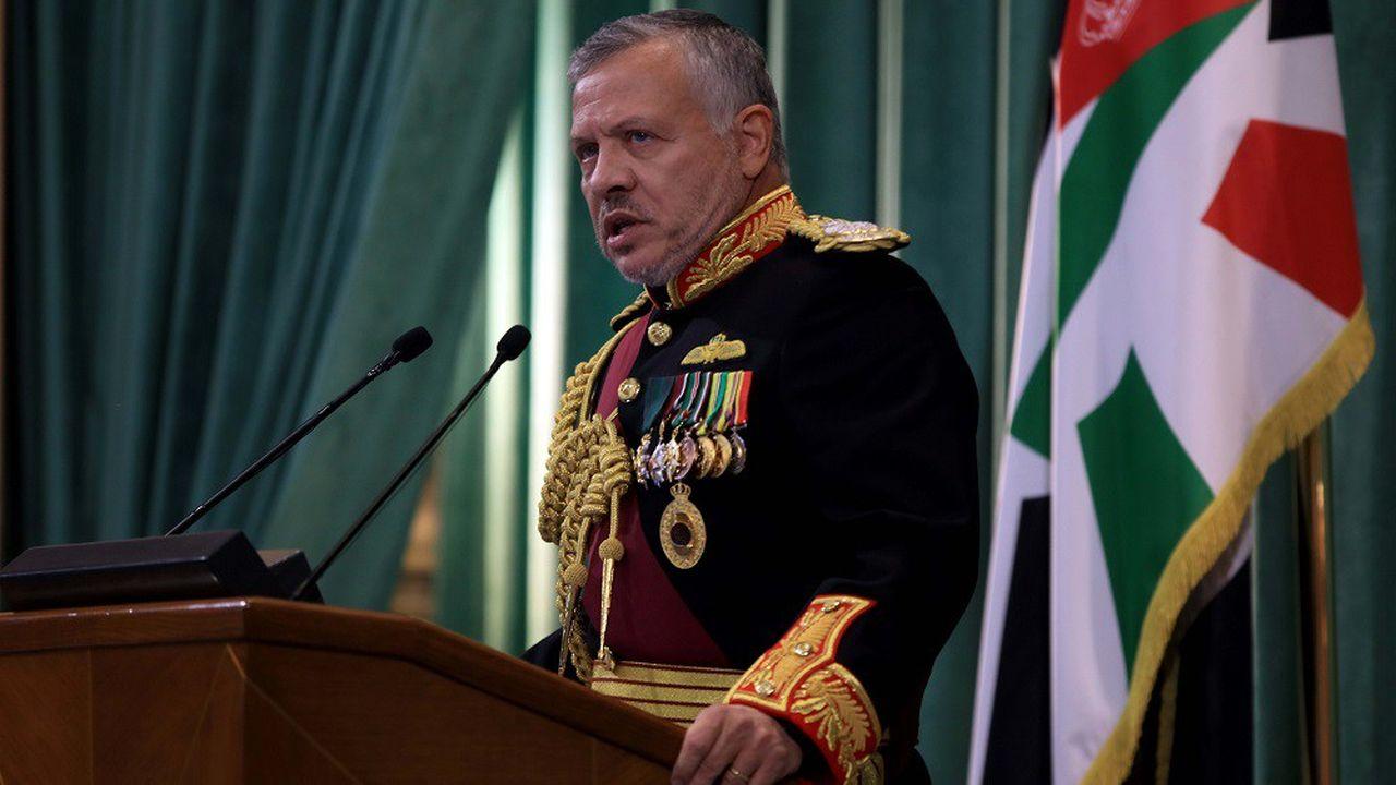 Abdallah II est attendu ces prochains jours à Bruxelles, Strasbourg et Paris.
