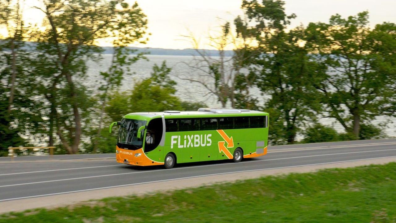 La France est devenue en peu de temps le second marché de FlixBus, après l'Allemagne, son pays d'origine.