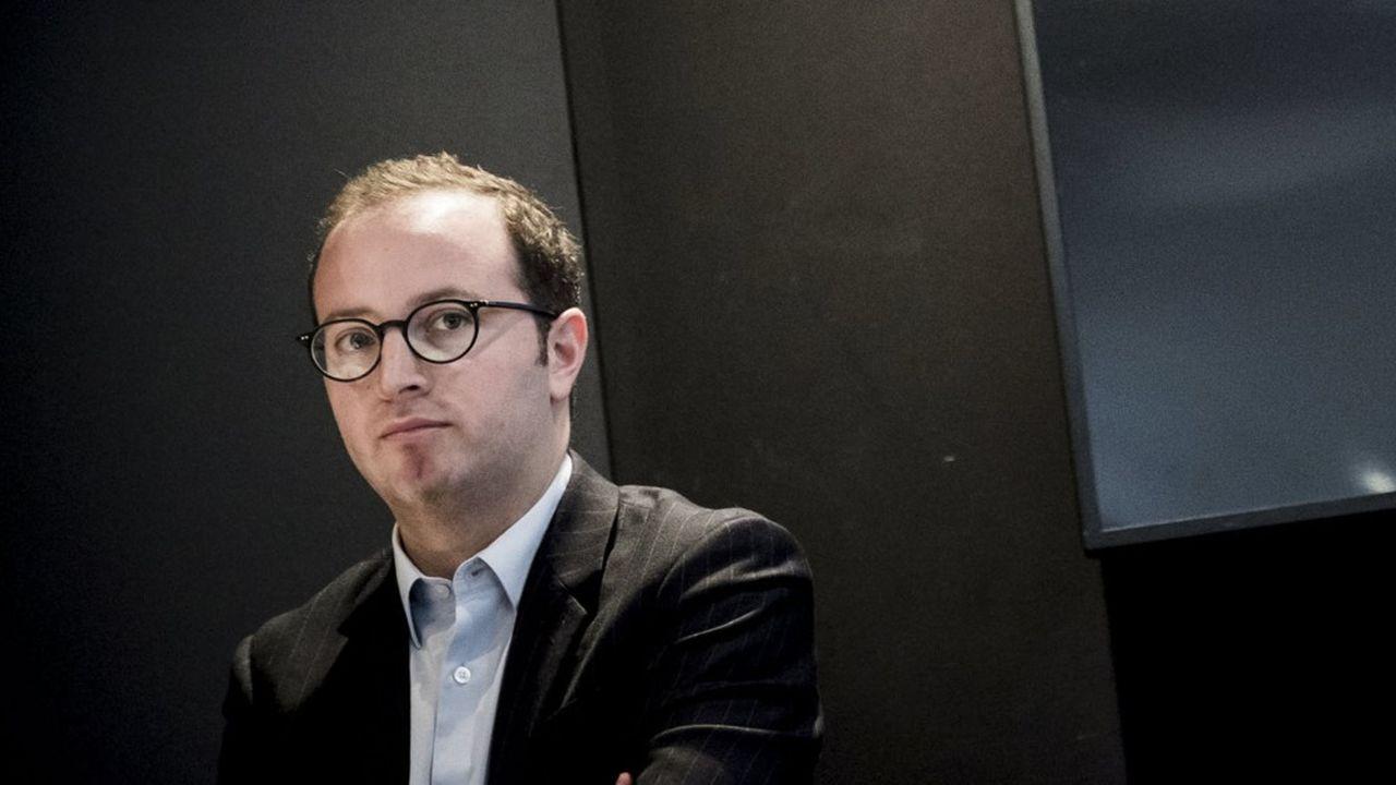 Arthur Dreyfuss, 34 ans, va diriger la branche médias d'Altice France.