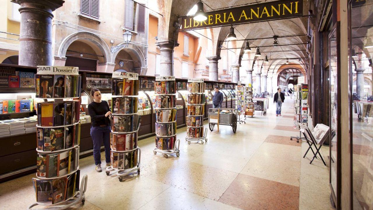 En Italie, 2.300 librairies traditionnelles ont fermé depuis 2015 du nord au sud de la Péninsule.