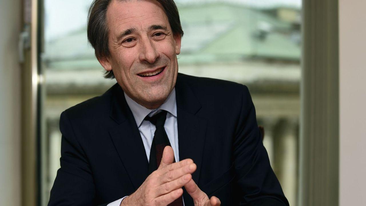 Robert Ophele, le président de l'Autorité des Marchés Financiers (AMF)