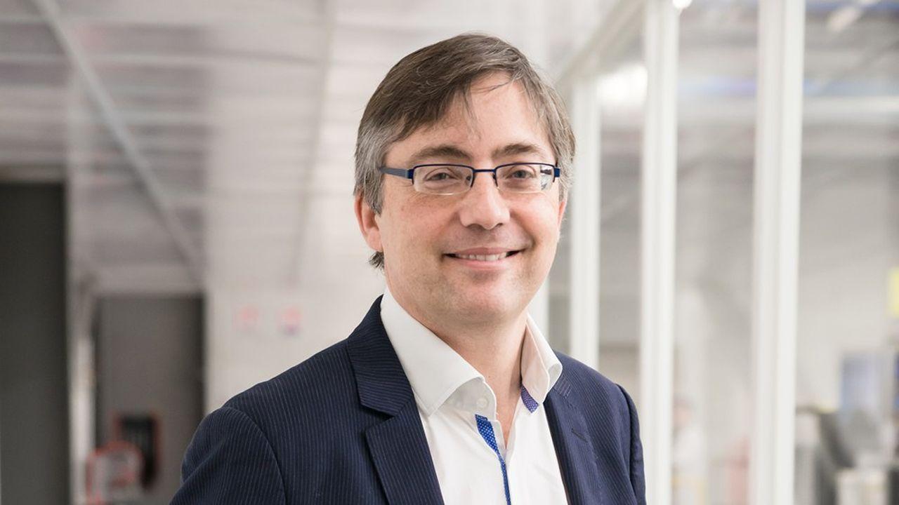 Pascal Portelli, le président du directoire de Delta Dore.