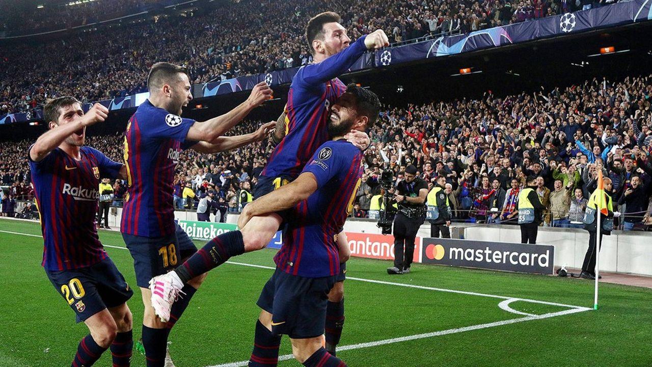 Avec le meilleur joueur du monde dans ses rangs (l'Argentin Leo Messi), le Barça peut compter sur de solides revenus de merchandising.