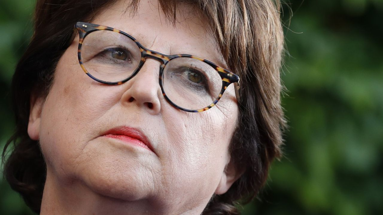Martine Aubryest est créditée de 30% des voix au premier tour des municipales à Lille dans un sondage