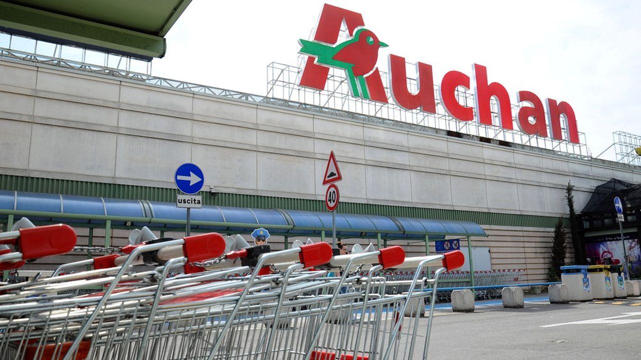 Auchan a annoncé ce mardi un plan de départs volontaires qui porte sur 677 postes.