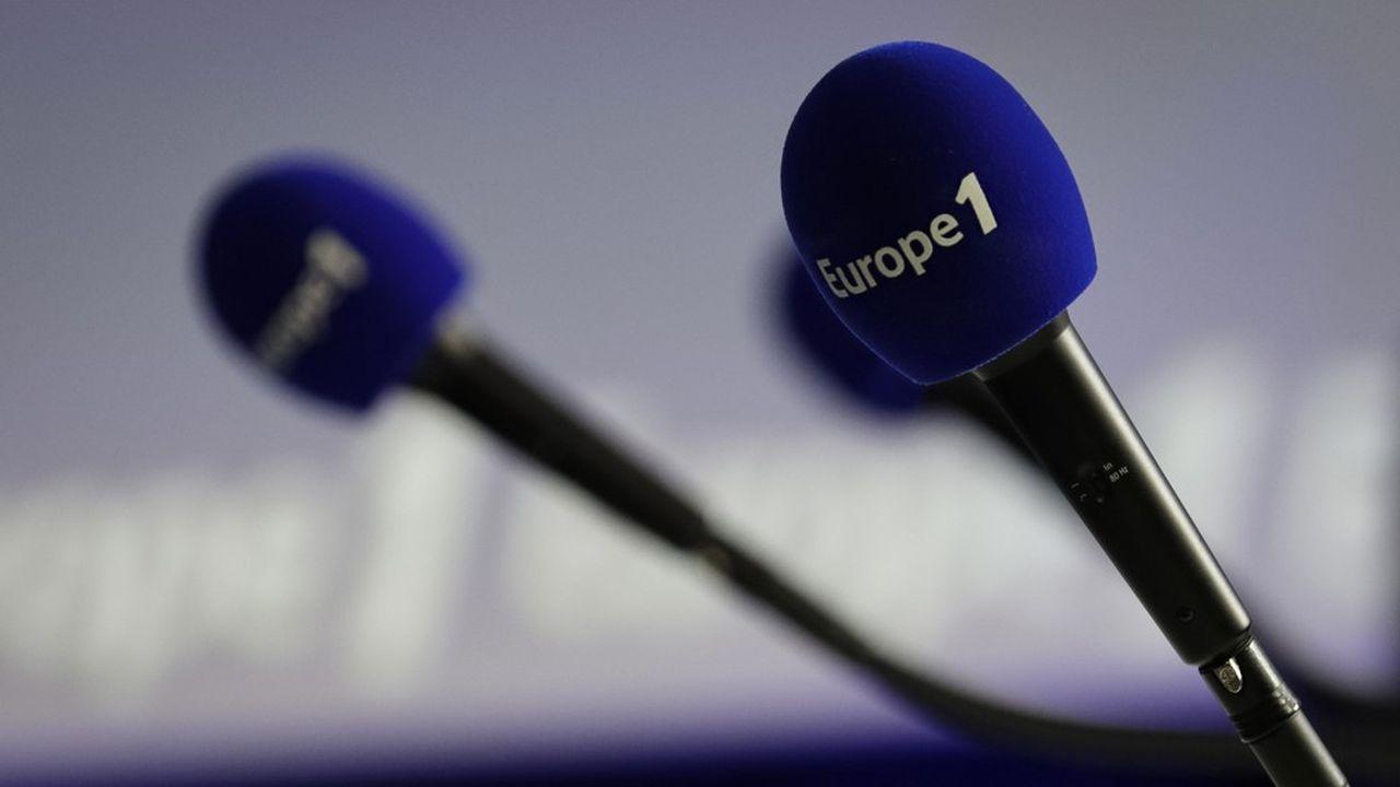 Europe1 retrouve son niveau de la fin2018 après une année catastrophique, avec 6% d'audience cumulée.