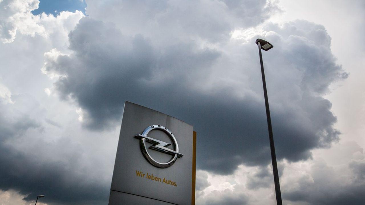 PSA a déjà supprimé des milliers de postes chez Opel depuis son arrivée.