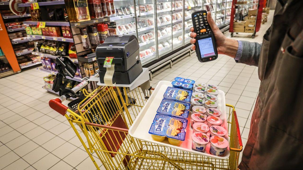 Il serait possible de valoriser 80% des volumes d'invendus d'un hypermarché, à écouter les entrepreneurs de l'anti-gaspi.